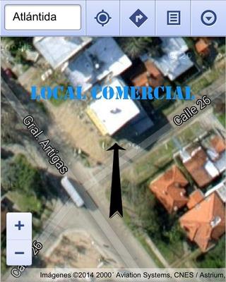 2 Locales Anual En Atlántida - Inmobiliaria Calipso