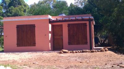 Construccion De Casa De Ladrillo Bolseado Y Plancha U$s19000