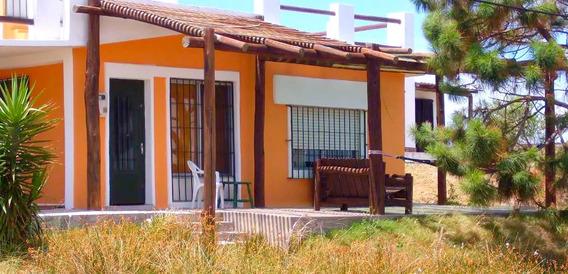 Alquiler Casa Los Titanes Temporada Vista Al Mar Playa 50 Mt