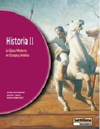 Santillana Historia 2 Época Moderna En Europa Y América