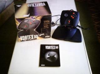 Joystick, Gamepad Y/o Volante Modelo Vortex 3d Interact