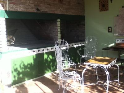 Dueño Alquila Confortable Casa En Balnerio Las Toscas Sur