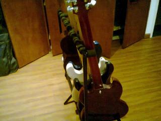 Atril Para Guitarra O Bajo