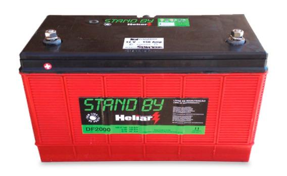 Batería Heliar Etacionaria 12v 150amp. Izquierda