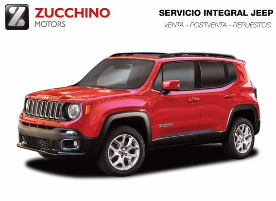 Jeep Renegade 1.8 Sport At | Zucchino Motors