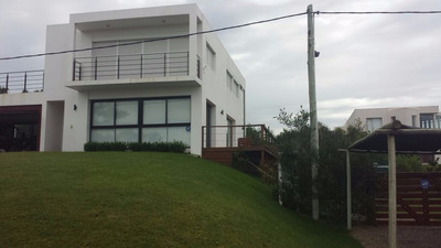 Casa En Primera Línea Del Mar, Espectacular! Dos Terrenos