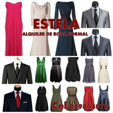 6696ccfa7 Alquiler De Vestidos De Fiesta Y Trajes - Alquiler de Indumentaria ...