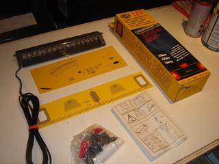 Tercera Luz Trasera Hella Made In Germany Kit Completo