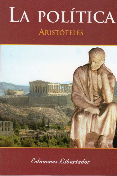 Libro: La Política / Aristóteles