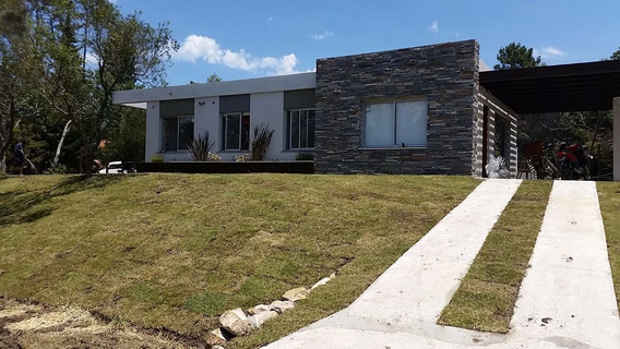 Moderna Casa 3 Dormitorios - 300 Mts Del Mar