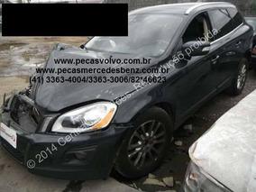 Volvo Xc60 3.0 Sucata Batida Para Retirar Peças / Airbag