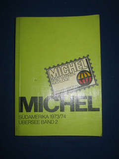 Sello Catalogo De Sudamerica Michel 73/74