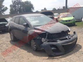 Mazda Cx7 2012 Chatarra Por Partes Transmis Asiento Espejo P