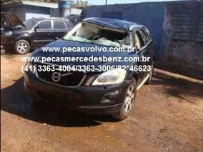 Volvo Xc60 Batida Sucata Para Pecas / Motor / Cambio