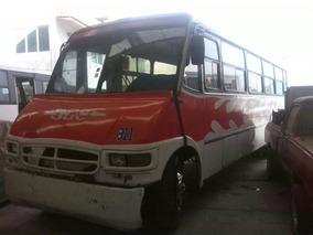 Camion Urbano 2001 Mercedes E International 37 Altos En Tela