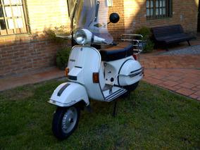 Vespa Piaggio Px 200e Italiana Unica