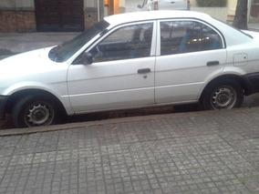 Toyota Tercel Mb! Unico Dueño.vealo