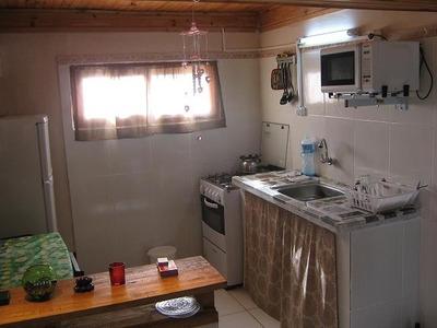 Casa Tipo Cabaña Para 5 Personas Muy Confortable!!