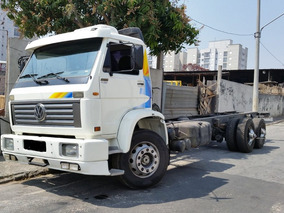 Vw 14.220 95 Truck Chassis