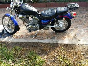 Moto Verado 400 Cc- Posible Permuta