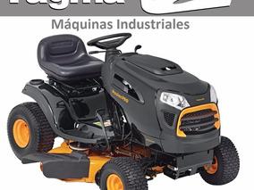 Mini Tractor Poulan Pro Pp19h46 19hp 46 1,17mt Usa