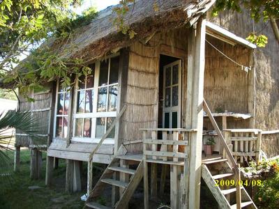 Rancho En Barra De Valizas