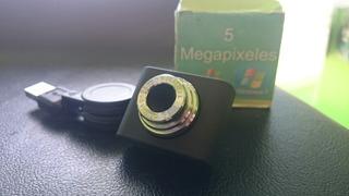 Cámara Web 5 Megapixeles Retail