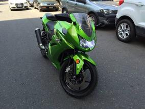 Kawasaki Ninja 250 | 2012 | 3.100 Km | Unico Dueño