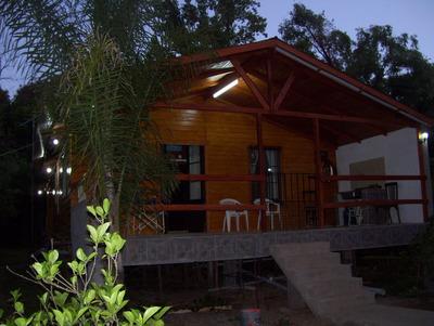 Alquiler (casa,cabaña) En Isla Del Tigre Arroyo Espera 477