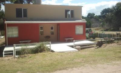 Cabañas En Duplex En Mar De Las Pampas.c/carpa En Balneario