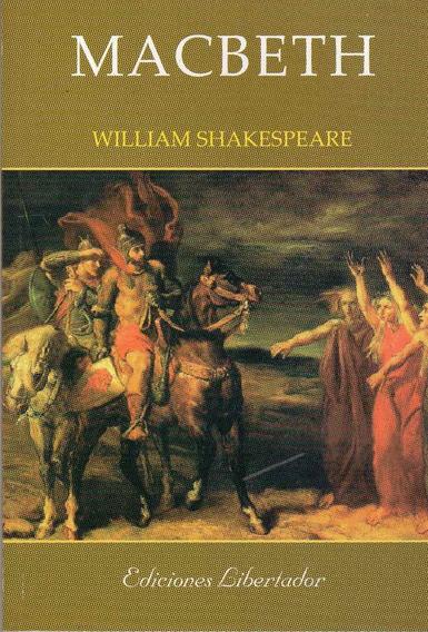 Libro: Macbeth - William Shakespeare