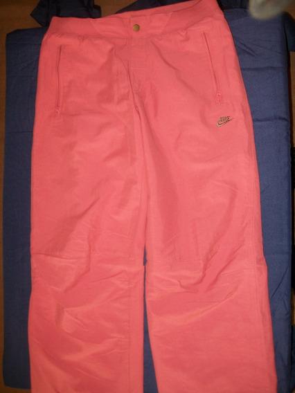Pantalón De Dama Nike Color Rosa Viejo Talle S