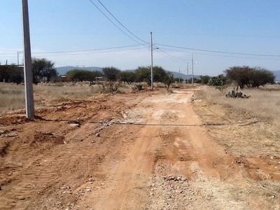 Terreno Rústico Tequisquiapan Querétaro En El Centenario