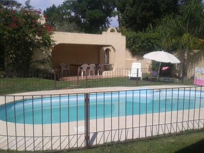 Casa Parada 13 Mansa Piscina Parrillero Aire