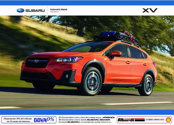 Nuevo Subaru Xv 2019 Ahora Con Eyesight Opcional