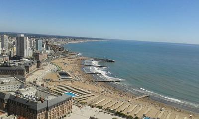 Mar Del Plata ,2 Amb C/ Coch,alquiler Centro Cable Wi Fi