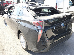 Toyota Prius 2016 Hibrido Por Partes - S A Q -