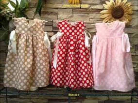 Kit Imprimible Moldes Patrones Vestidos Niñas Y Bebes