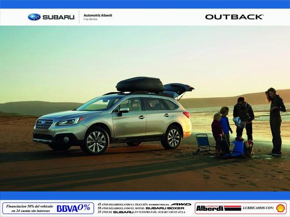 Subaru Outback Suv 2.5 175hp Y 3.6r 260hp Entrega Inmediata
