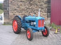 Manual De Usuario Tractor Fordson Major En Pdf
