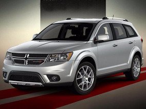 Dodge Journey V6 3.6 Pentastar Gt Piel Dvd Qc 7 Airbag Rhc