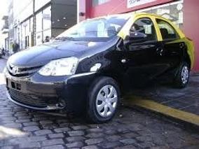 Taxi Toyota Etios 1.5 Sedan Xs 4 P Okm Ac