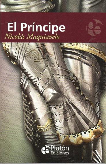 Libro: El Príncipe - Nicolás Maquiavelo