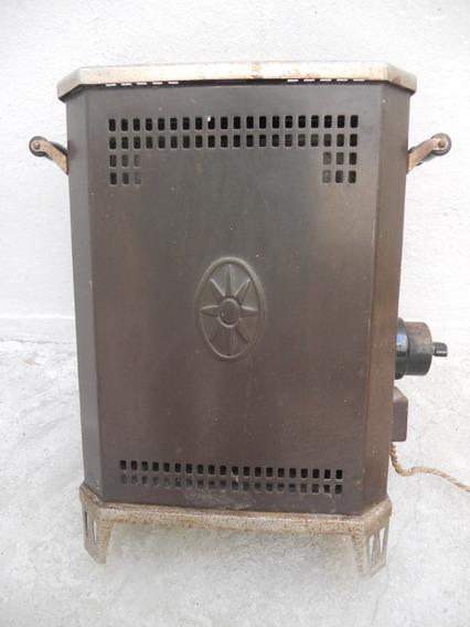 Estufa Electrica Antigua Marca Helvetia Para Usar Y Decorar
