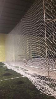 Se Hacen Redes Para Cerramientos De Canchas De Fútbol 5