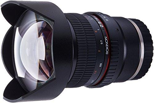 Lente Rokinon Fe14m-e 14mm F2.8 Ultra Wide Lens For Sony