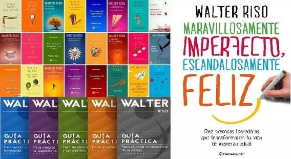 Libros De Walter Riso Mega Coleccion 35 Ebooks - Digital Pdf