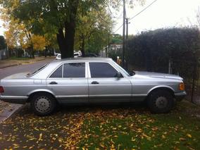 Mercedes Benz Clase S 280 Se 1982