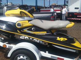 Jet Ski Sea Doo Com Carreta/batatais Caminhões