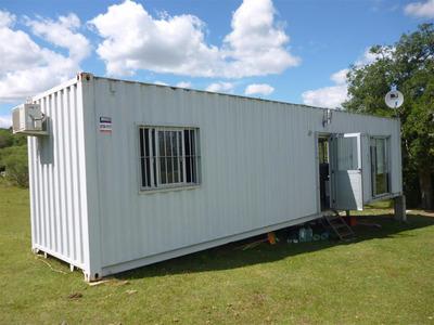 Container A La Venta Pronto Para Habitar